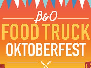 The B&O Food Truck Oktoberfest