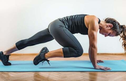 In-Person HIIT with Beth