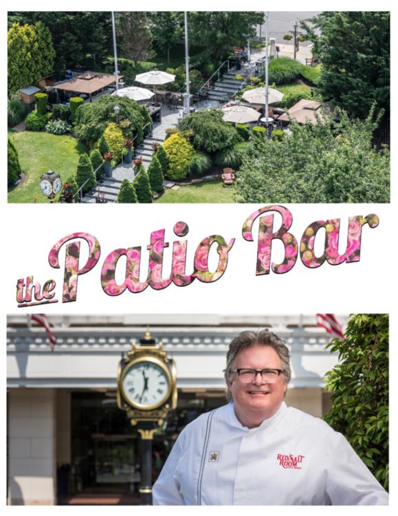 The Patio Bar at The Garden City Hotel