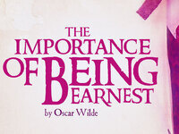Event image for HSRT: The Importance of Being Earnest