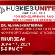 Huskies United for Scholarships and the Student Experience