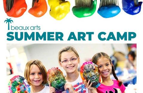Beaux Arts Summer Camp
