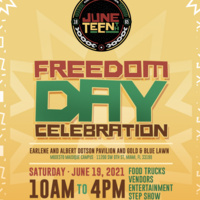 FIU freedom day celebration will include food trucks, vendors, entertainment, step show, raffles and more