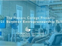 Perimeter Honors College Presents: 2021 Summer Entrepreneurship Talks