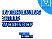 Panther Pursuit: Interviewing Skills Workshop