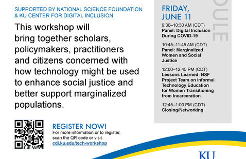 Tech and Social Justice Workshop