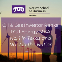 TCU Energy MBA Lunch and Learn Event in Midland