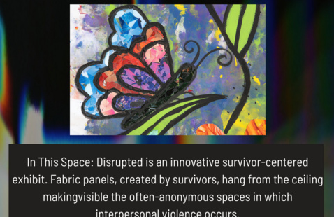 In This Space: Disrupted