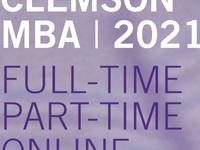 Clemson MBA Application Deadline 2021