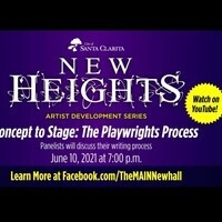 New Heights - Concept to Stage: the Playwrights Process
