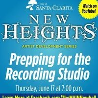 New Heights - Prepping for the Recording Studio