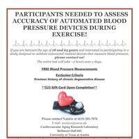 PAID Blood Pressure Study