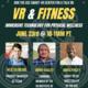 USC SMART-VR Talk: Virtual Reality & Fitness