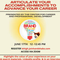 Articulate Your Accomplishments to Advance Your Career