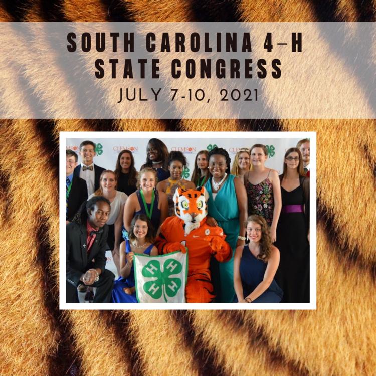 SC 4-H Congress - Open Registration