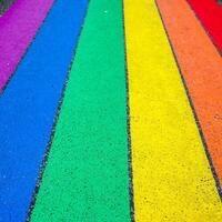 Pride Sidewalk Art Day