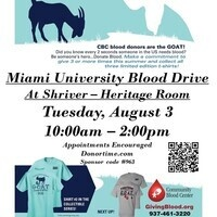 Faculty/Staff Blood Drive