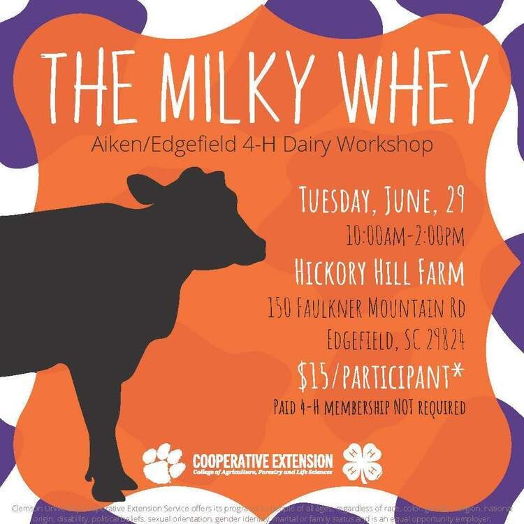 The Milky Whey