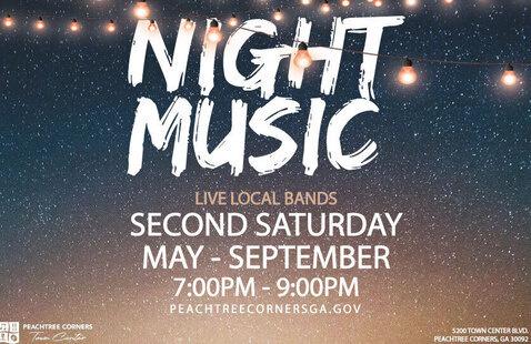 Night Music - Michelle Malone