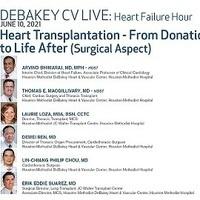 DeBakey CV Live: Heart Failure Hour