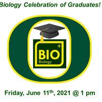 2021 Biology Celebration of Graduates
