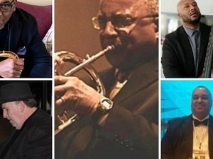 John Lamkin Favorites Quintet LIVE Streaming + In-person Concert