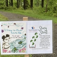Story Stroll: I Know the River Loves Me