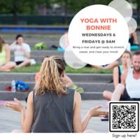 William S. Hart Park Yoga w/ Bonnie