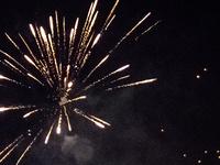fireworks to celebrate July 4