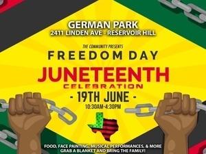 Reservoir Hill Association Juneteenth Celebration
