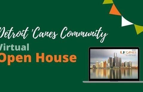 Detroit 'Canes Community Virtual Open House
