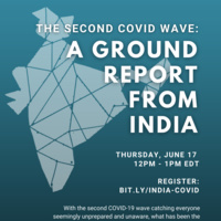 The Second COVID Wave: A ground report from India