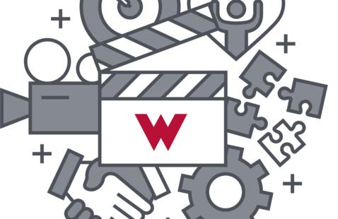 Dis/Ability Film Festival Logo