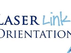 Laser Link Orientation