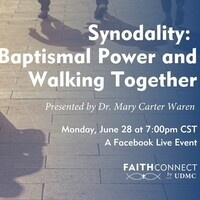 Synodality: Baptismal Power and Walking Together