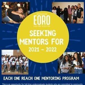 EORO Mentor Recruitment Flyer