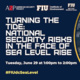 FIU in DC: Turning the Tide: National Security Risks in the Face of Sea Level Rise