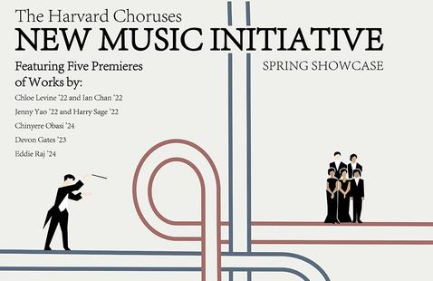 Harvard Choruses New Music Initiative Spring Showcase