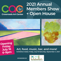 2021 Annual Members Show + Open House