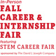 Fall Career & Internship Fair - Day 1