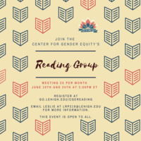 CGE Reading Group