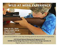 Wild at Webb Experience