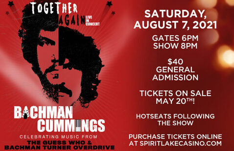 Bachman Cummings Concert