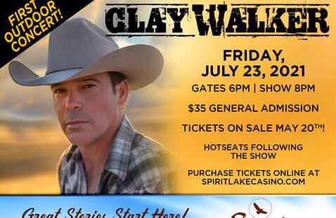 Clay Walker Concert