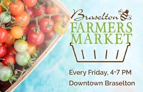 Braselton Summer Farmers Market