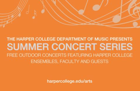 Outdoor Pavilion Free Concert Series at Harper College
