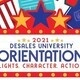 Orientation - Summer Preview Session - What does my fall class schedule look like? Why am I taking the classes I am registered for?