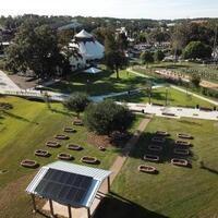 Seminole Organic Garden Photo