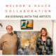 Artist Talk: An Evening with Weldon & Hauck - Collaboration