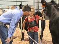 Laurens County Youth Livestock Show